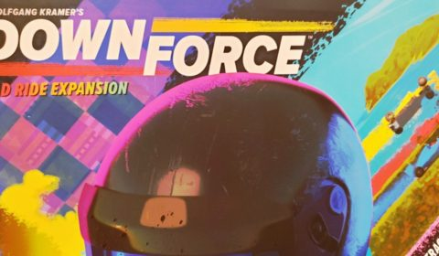 DownForce: Wild Ride Expansion Review