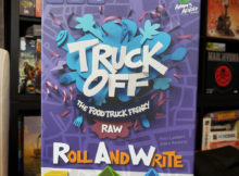 Truck Off Roll and Write Review