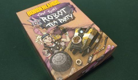 Tiny Tina's Robot Tea Party Review