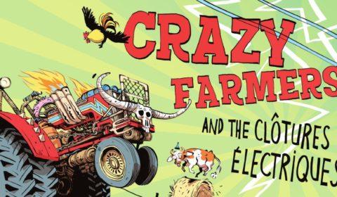 Crazy Farmers and the Clôtures Électriques Preview