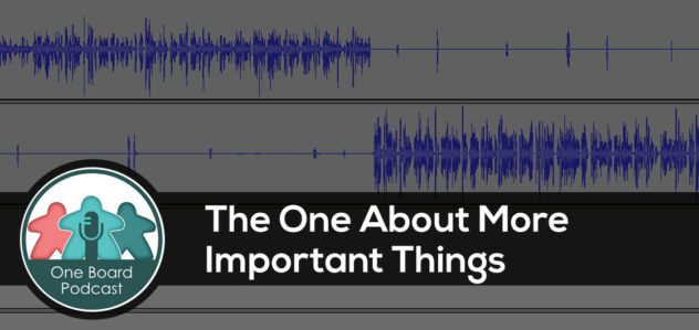 S5E20 – The One About More Important Things