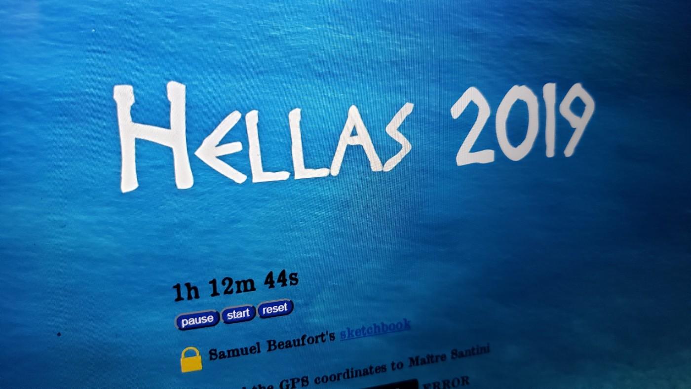Legacy Hellas 2019 website