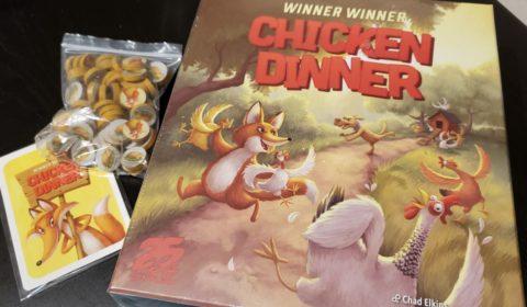 Win a Copy of Winner Winner Chicken Dinner!
