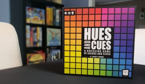 Hues and Cues Review