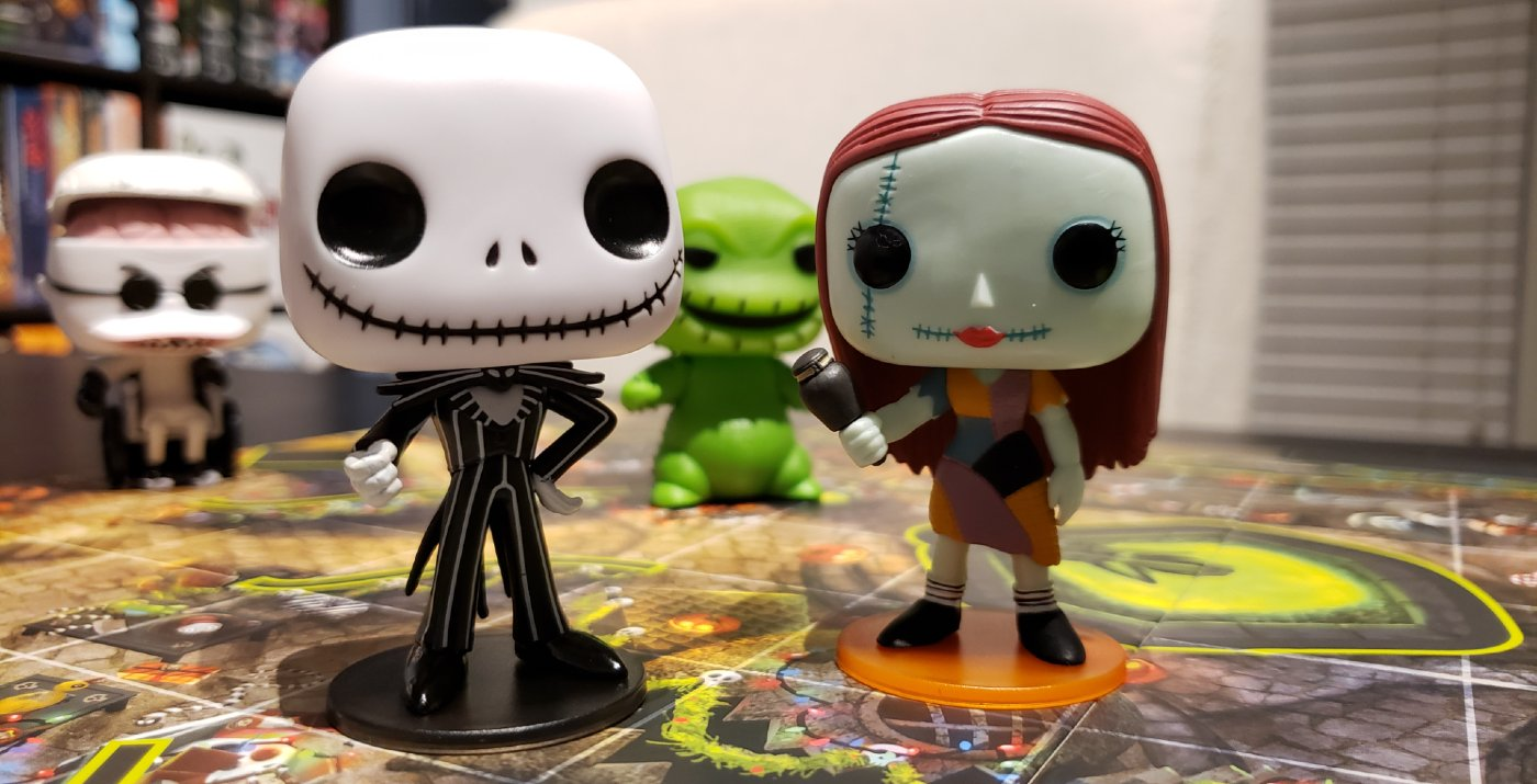 Funkoverse: Nightmare Before Christmas