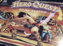 HeroQuest original box