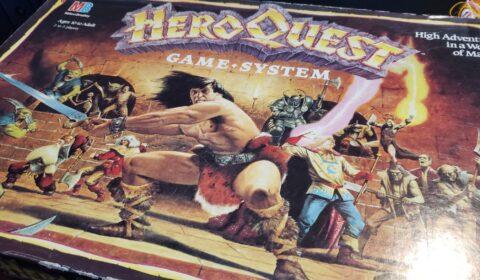 HeroQuest is Back!