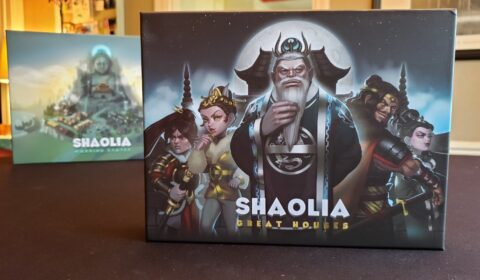 Shaolia: Great Houses Preview