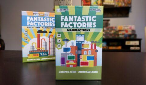 Fantastic Factories: Manufactions Preview