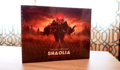 Shaolia Deluxe Edition Giveaway