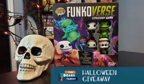 Funkoverse: Nightmare Before Christmas Giveaway