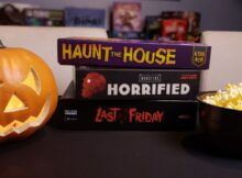 Game Pick & A Flick: Halloween Edition