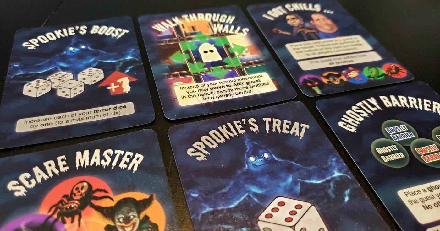 Ghostel Spookie Favours