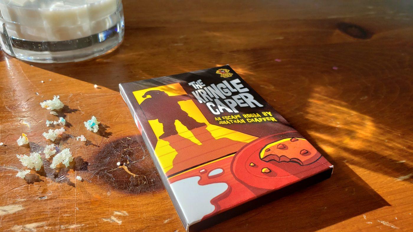 The Kringle Caper review