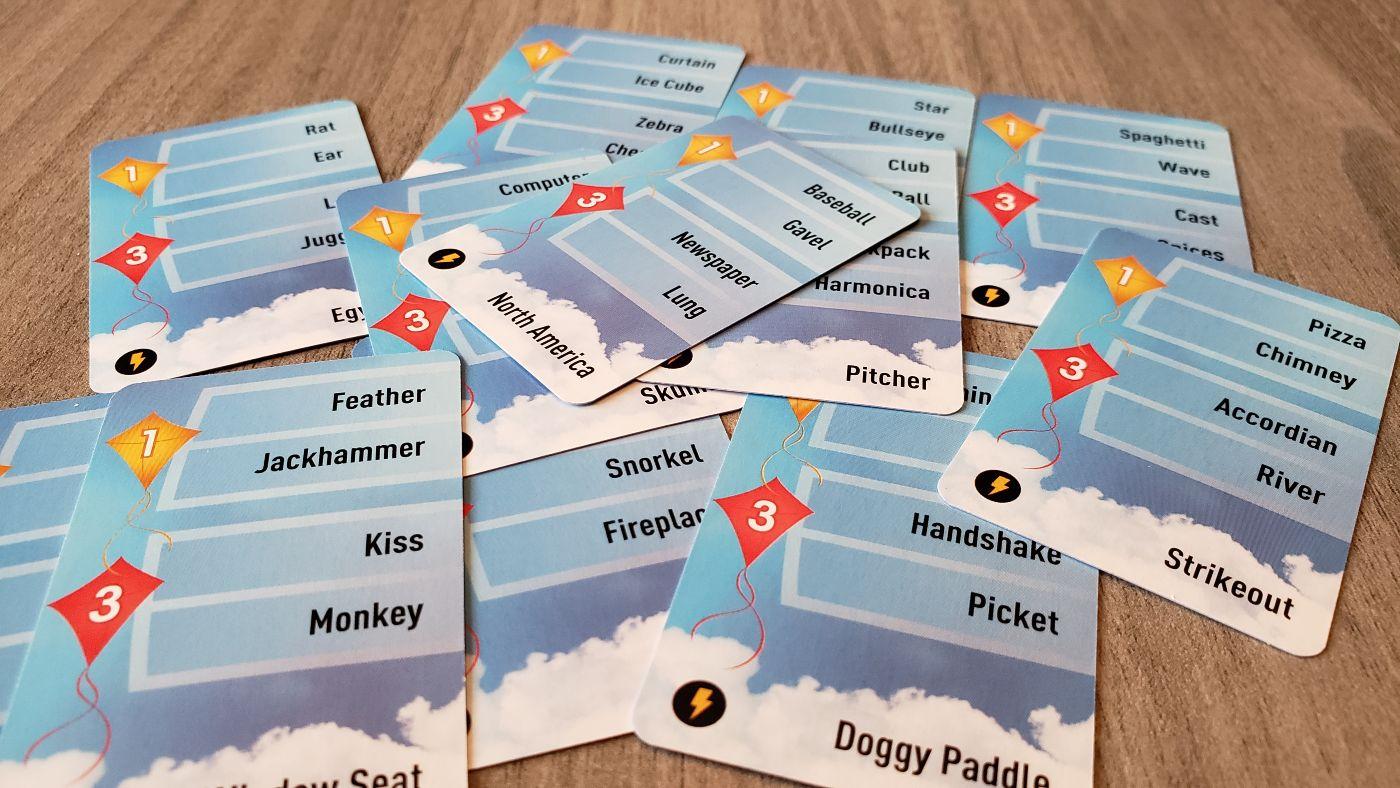 Cloud Control shape cards