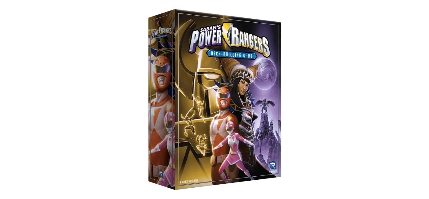 Power Rangers: A Deck-Building Game