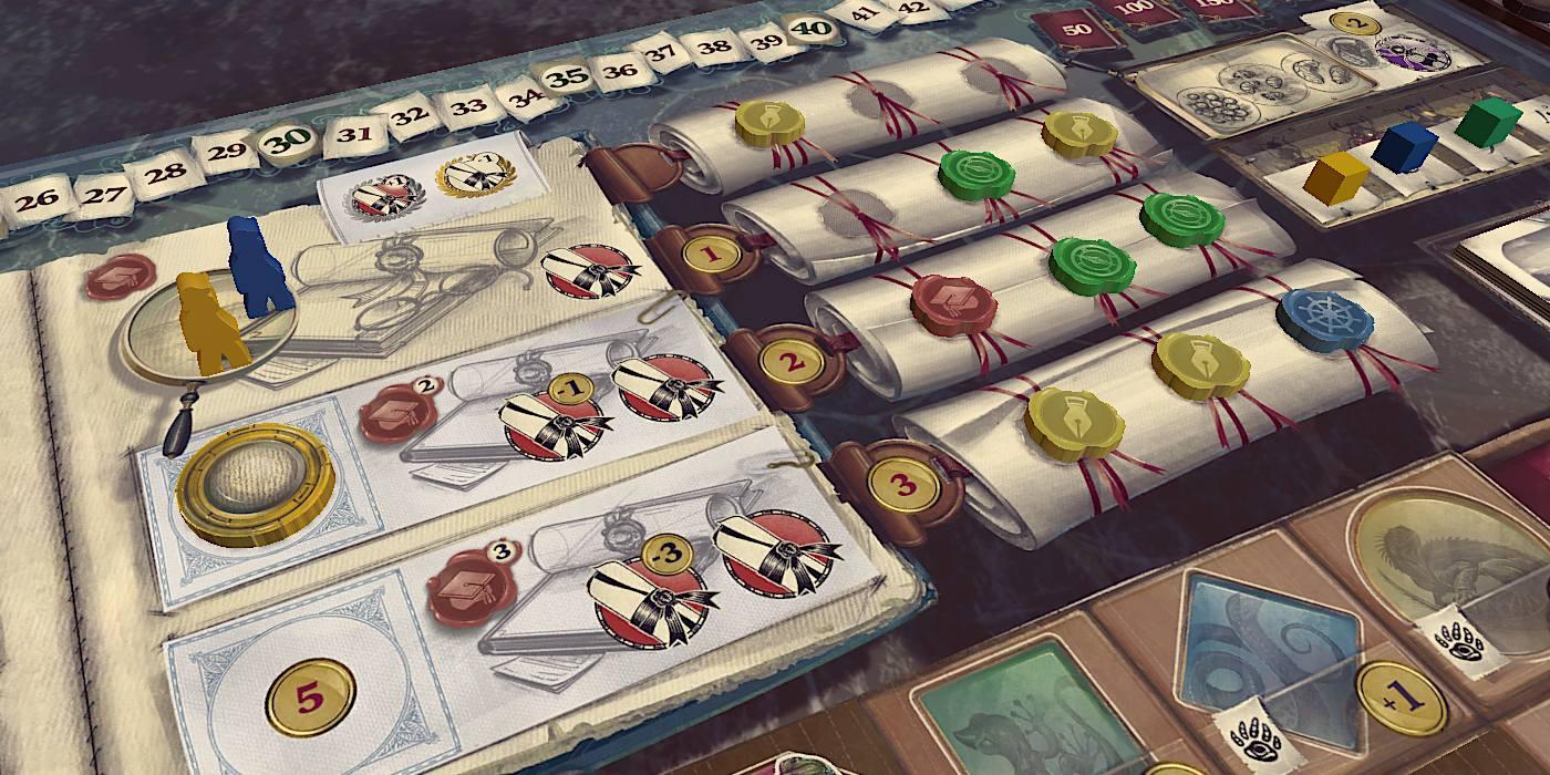 Darwin's Journey wax seals