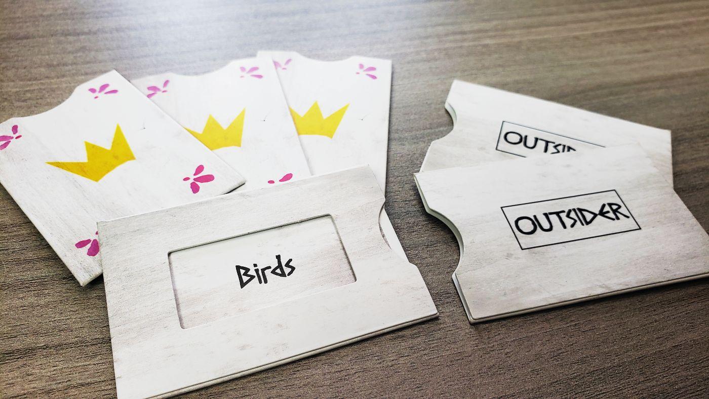 Sacred Rites envelopes