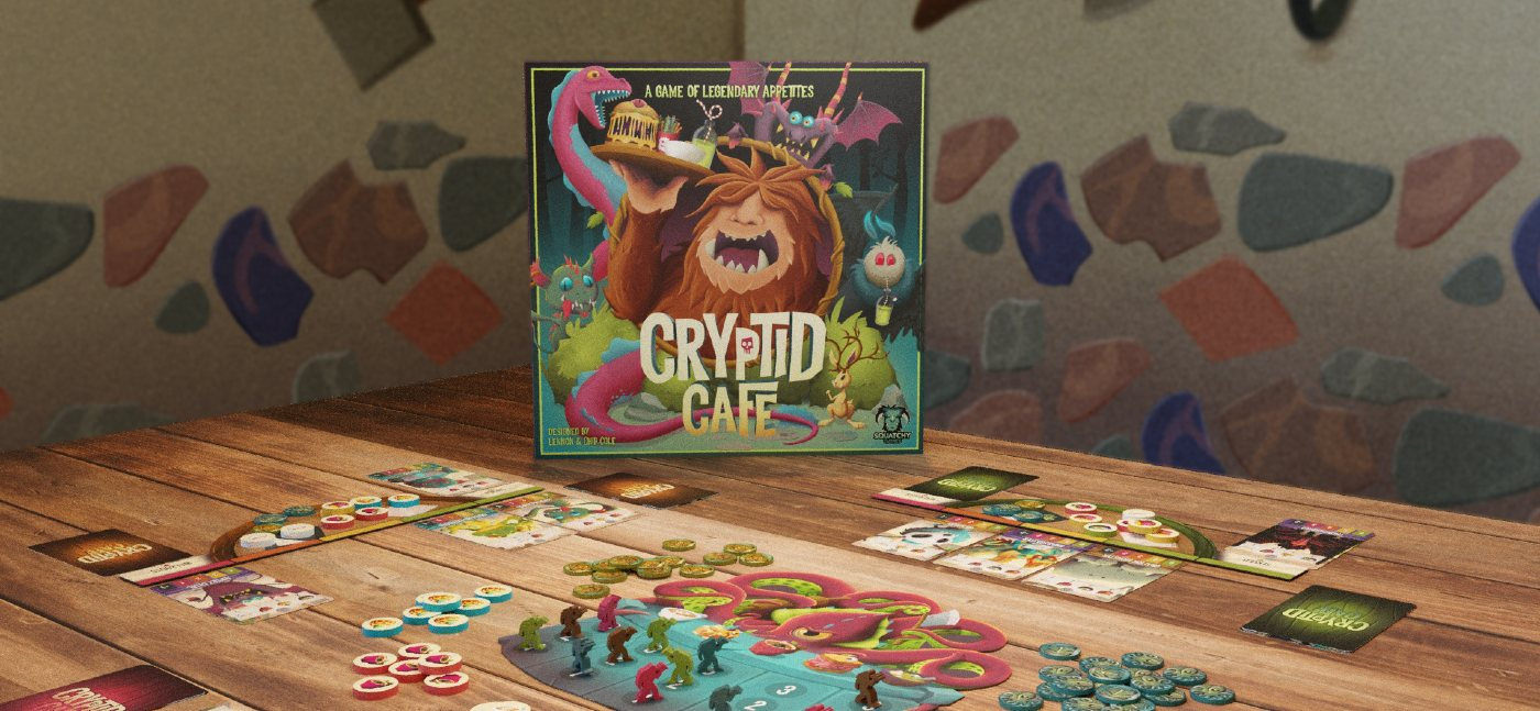 Cryptid Cafe Preview