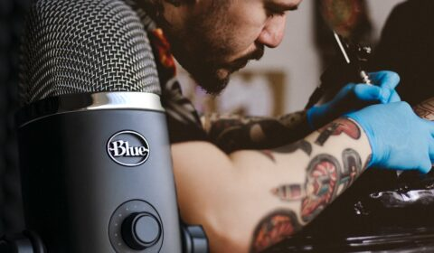 A New Podcast Celebrating Gamers Ink