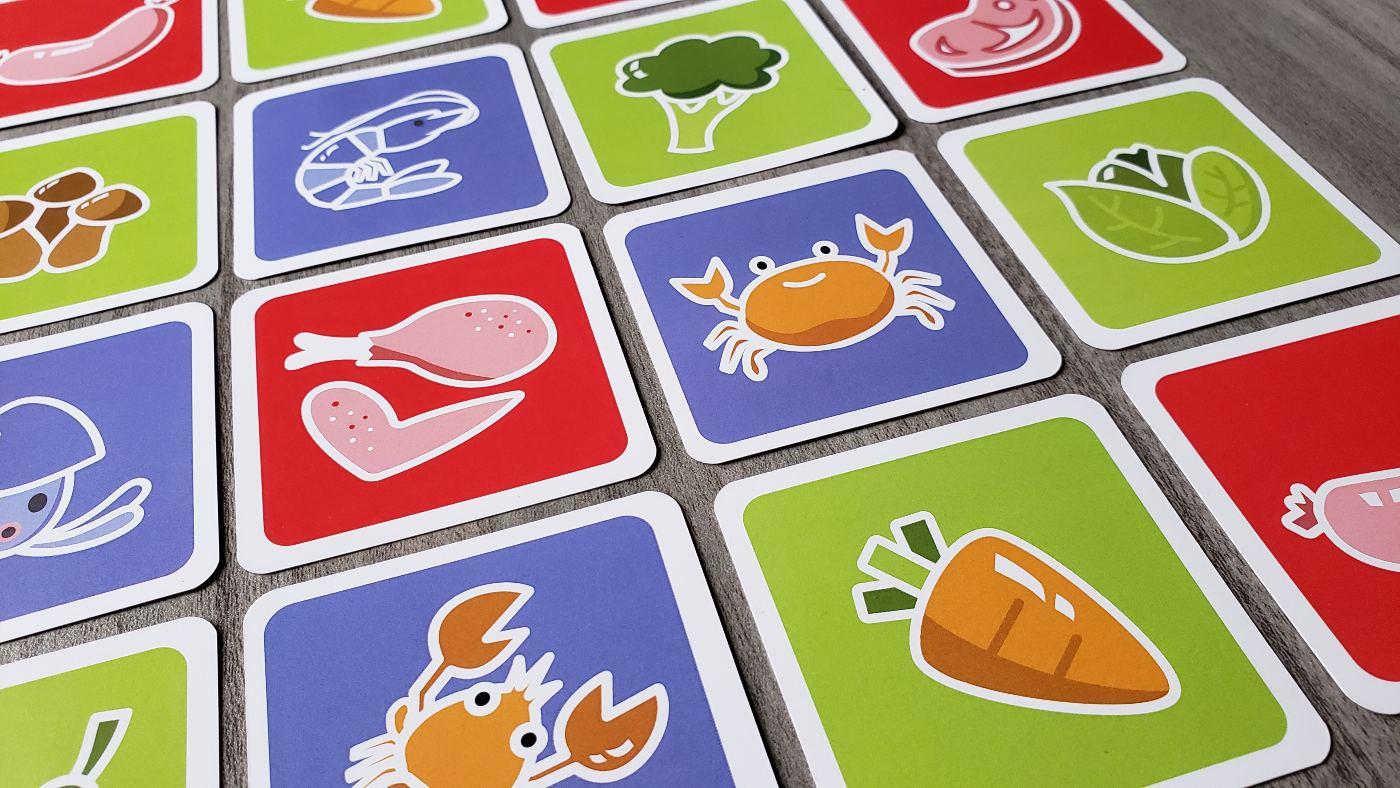 Hojo Pojo ingredient cards