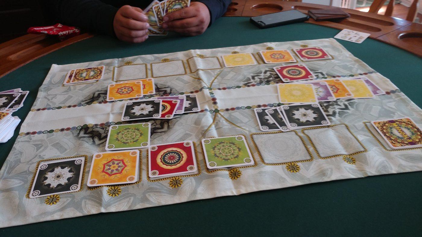 Mandala playmat