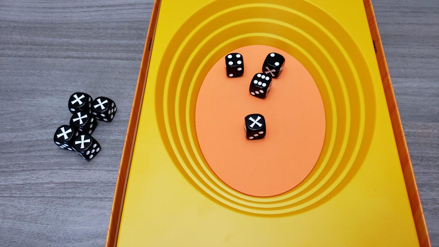 Strike dead dice