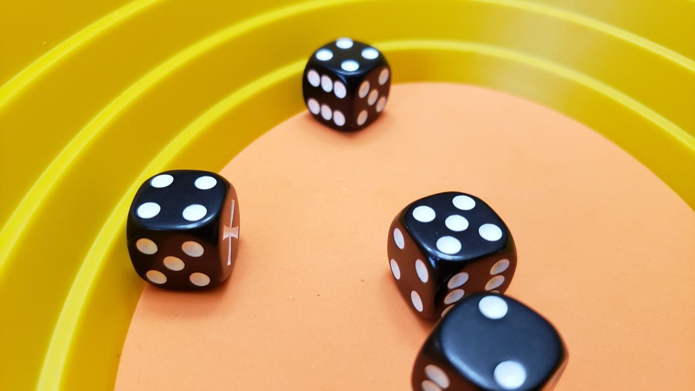 Strike matching dice
