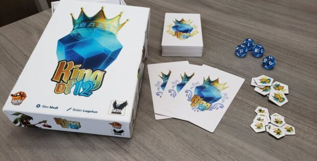 King of 12 Review