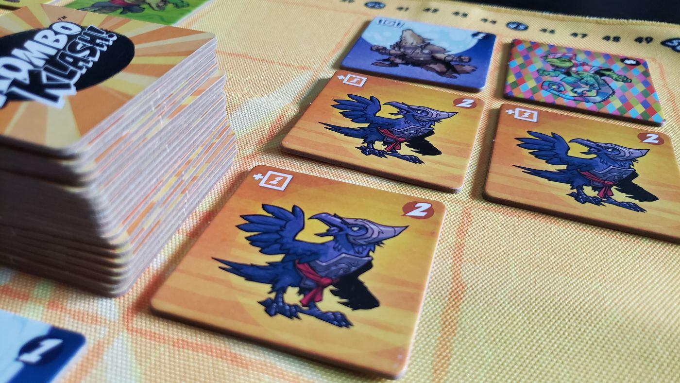 Kombo Klash crow combo