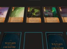 Wizards of the Grimoire cool down