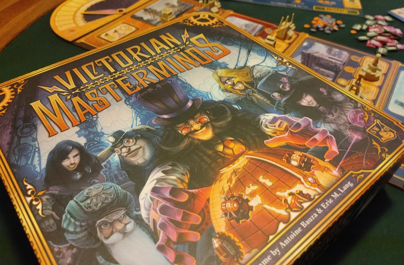 Victorian Masterminds Review