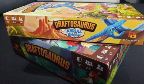 Draftosaurus: Aerial Show Review