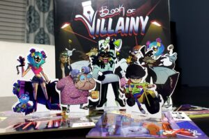 Book of Villainy preview