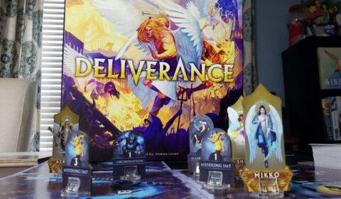 Deliverance Preview