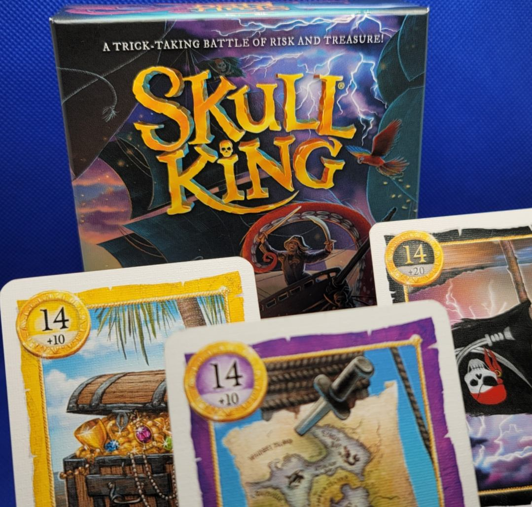 Skull King box art.