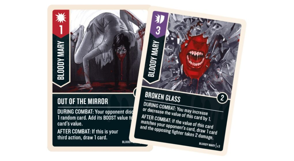 Unmatched Vol 2 Bloody Mary preview