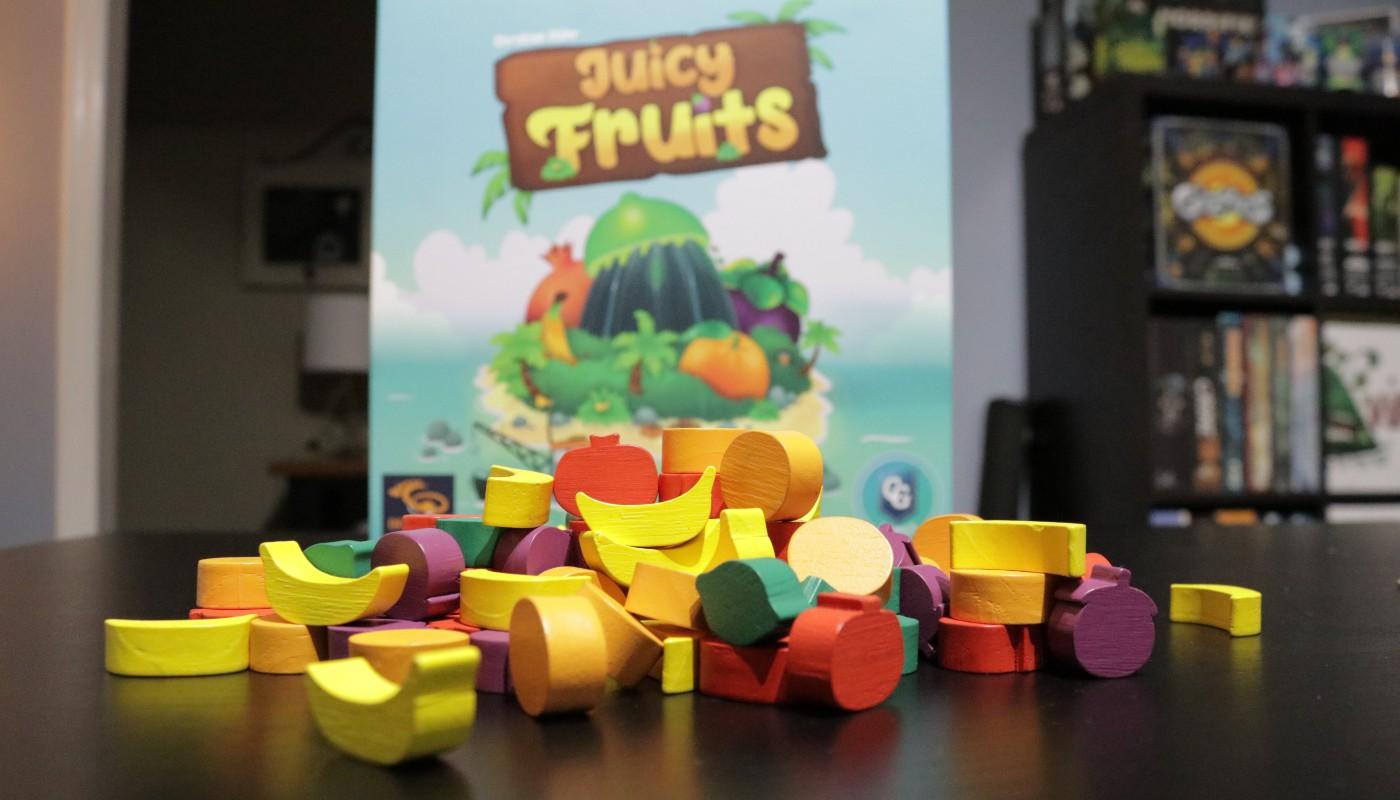 Juicy Fruits resources