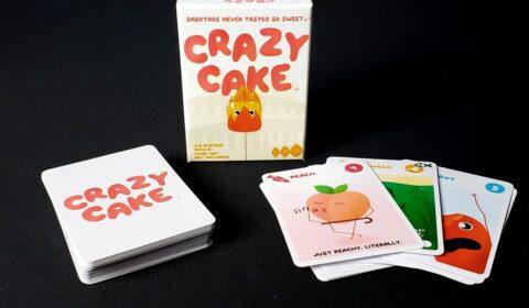 Crazy Cake Preview
