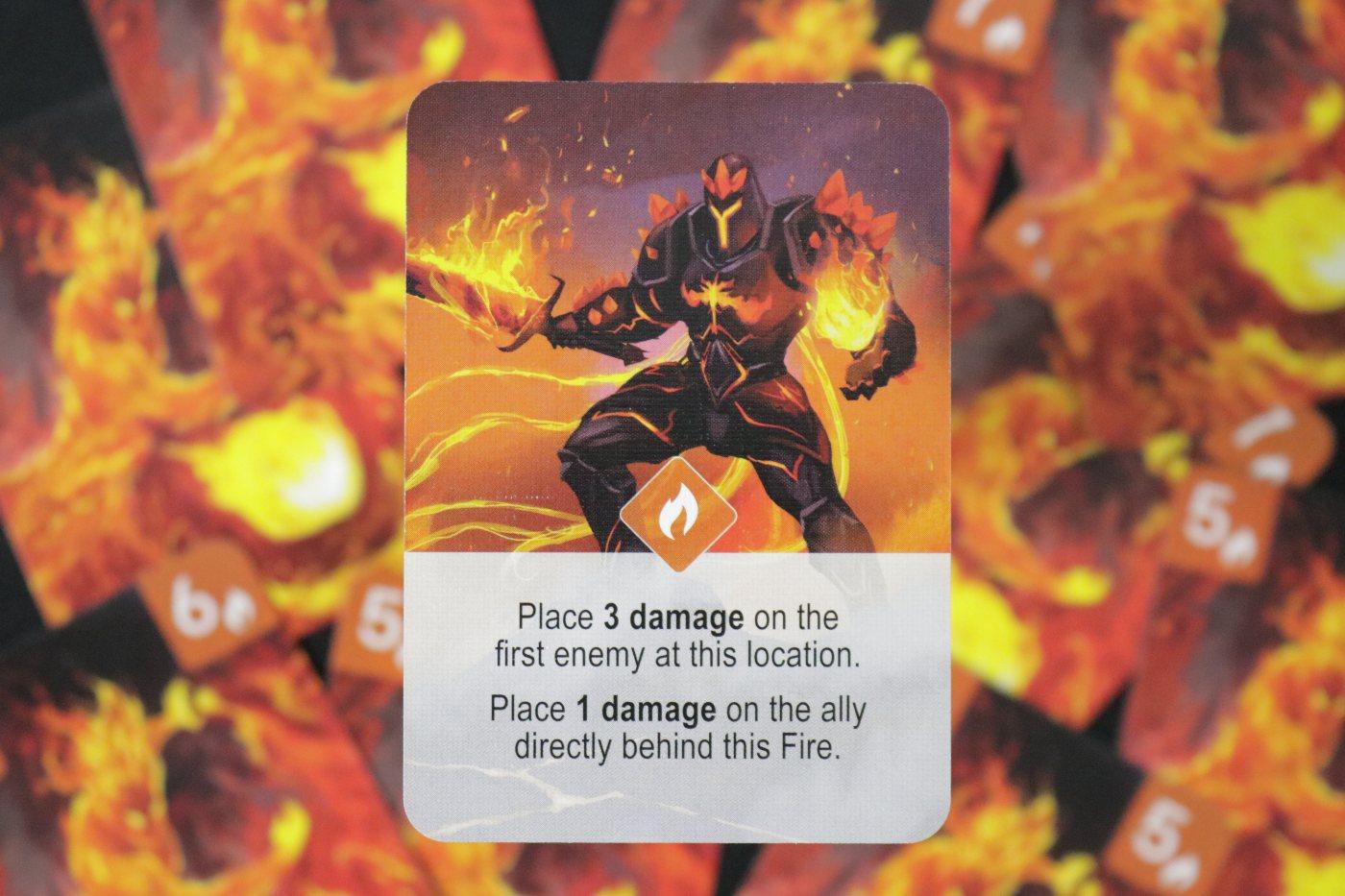 Riftforce - Fire Guild