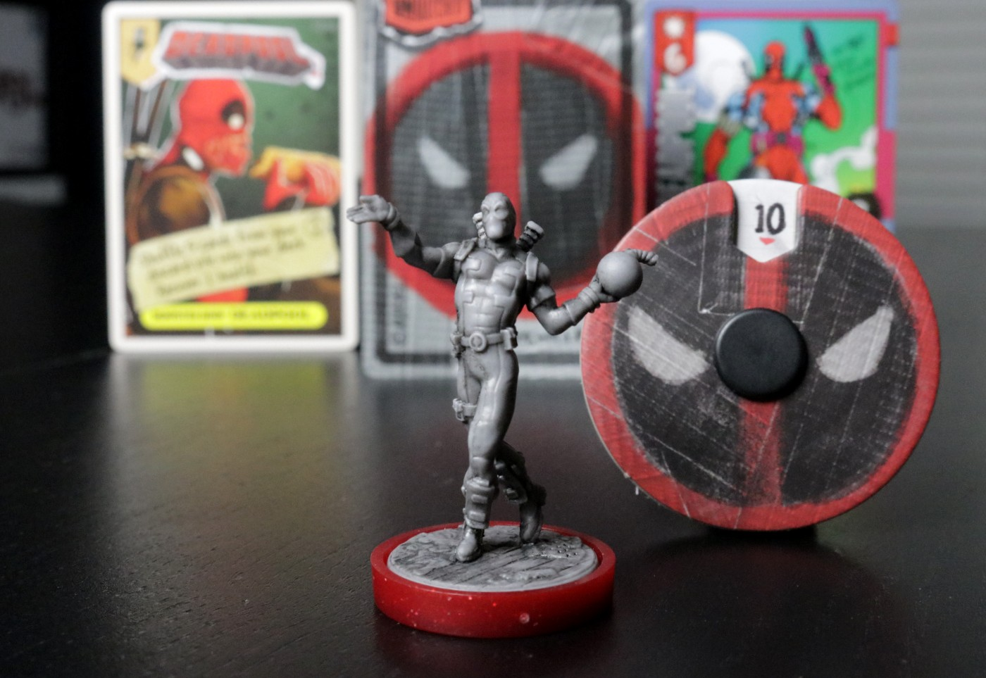 Unmatched: Deadpool components