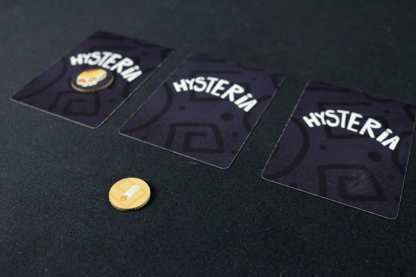 Hysteria cards
