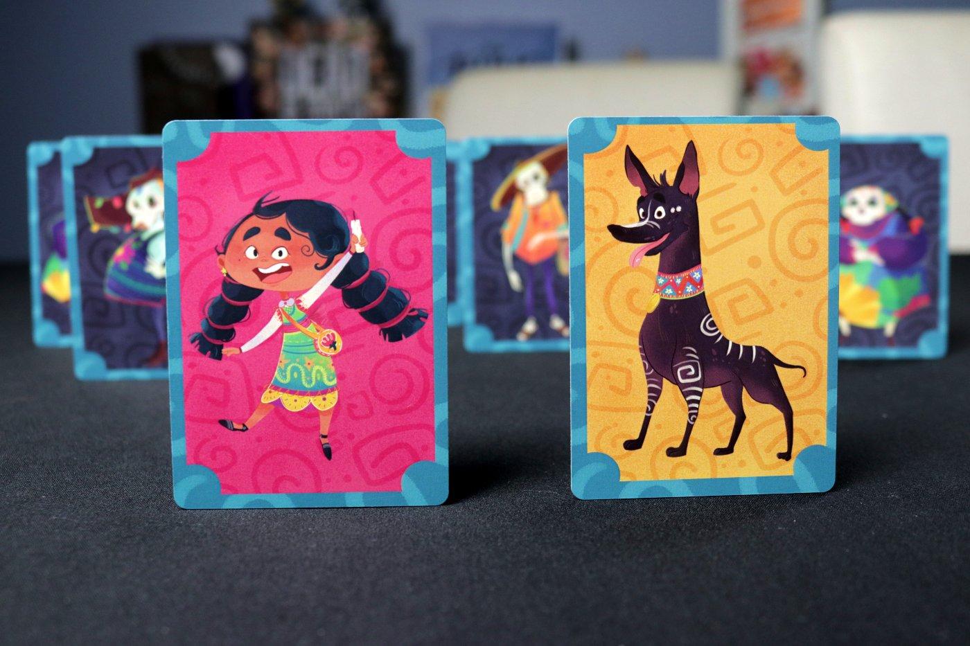 Hysteria Luna and Kiko cards